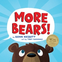 Jacket Image For: More Bears!