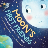 Jacket Image For: Moon's First Friends