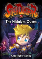 Jacket Image For: The Midnight Queen