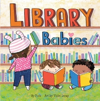 Jacket Image For: Library Babies