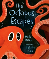 Jacket Image For: The Octopus Escapes